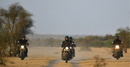 India Motorcycle Tours (Photo Copyright TWE)